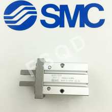 цена на SMC  standard type cylinder parallel style air gripper MHZ2-16D MHZ2-16S  MHZ2-16CN MHZ2-16DN   pneumatic component  MHZ series