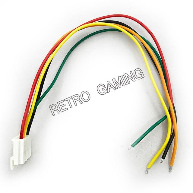 boat trailer wiring diagram 5 pin 99 jeep cherokee sport radio harness 1 stromoeko de aliexpress com buy 10 pcs stretched joystick wires cable rh