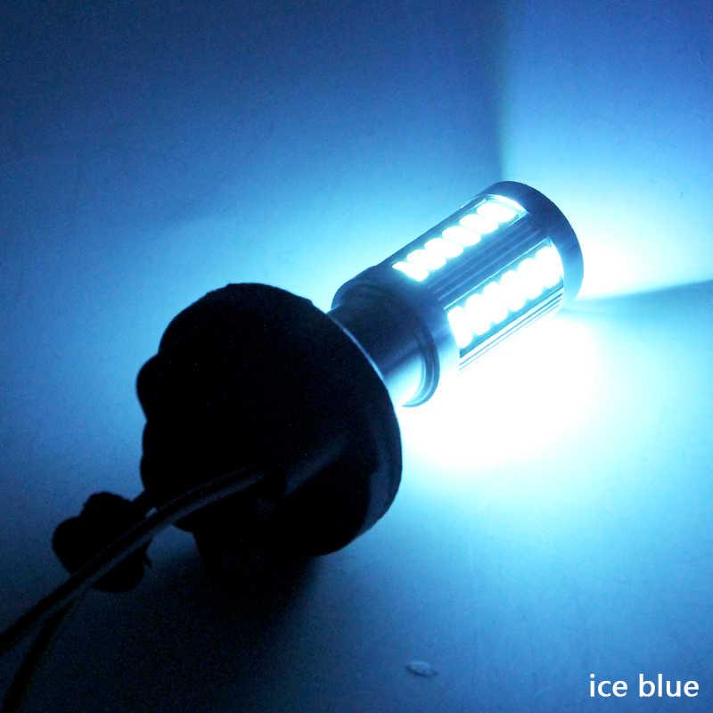 5630/5730 33SMD LED Auto Brake Tail Light Bulb Rear Fog Lamp Car DRL Driving Light Headlight Signal Turn Brake Bulb 1156 12V