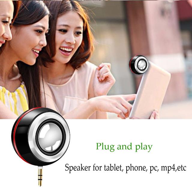 Portable Mini Selfie Speaker