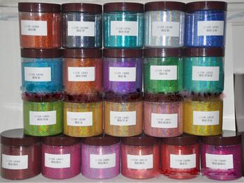 Holograficzny brokat Holo 008 #8222 -0 2 MM (1 128) 50g pakiet-laser brokat w proszku poliester grzywny brokat holograficzny paznokcie rzemiosło Jewlery tanie i dobre opinie Paznokci brokat 50g 100g lS011 glitter powder MingLee holographic glitter as your choice more than 20colors 1bag non-toxic nail art glitter glitter for slime diy