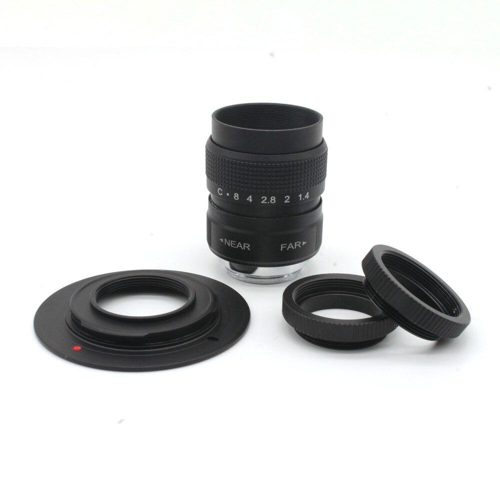 fujian 25mm f 1 4 Miniature SLR cctv Lens for Olympus Panasonic Micro 4 3 E