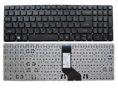 Nouveau clavier dordinateur portable américain pour Acer Aspire E5-573 573G 573T 532G G-557U E5-722 mise en page en anglais