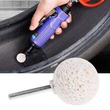 Автомобильная шина Шлифовальная головка Рашпиль прокол щетка буфера Полировка мяч для гольфа хвостовик инструмент
