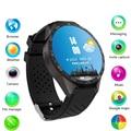 2017 KW88 Android 5.1 Smart Watch Phone MTK6580 quad core 1.3 ГГЦ ROM 4 ГБ + RAM 512 МБ 1.39 дюймов 400*400 Экран с 2.0MP камера