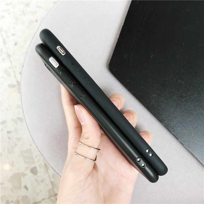 ケースのための iphone 7 プラス 8 6 s 6 5 s 5se 5 ケースシンプルなシリコーンソフトスリム耐震 360 フルプロテクター裏表紙のための iphone 6