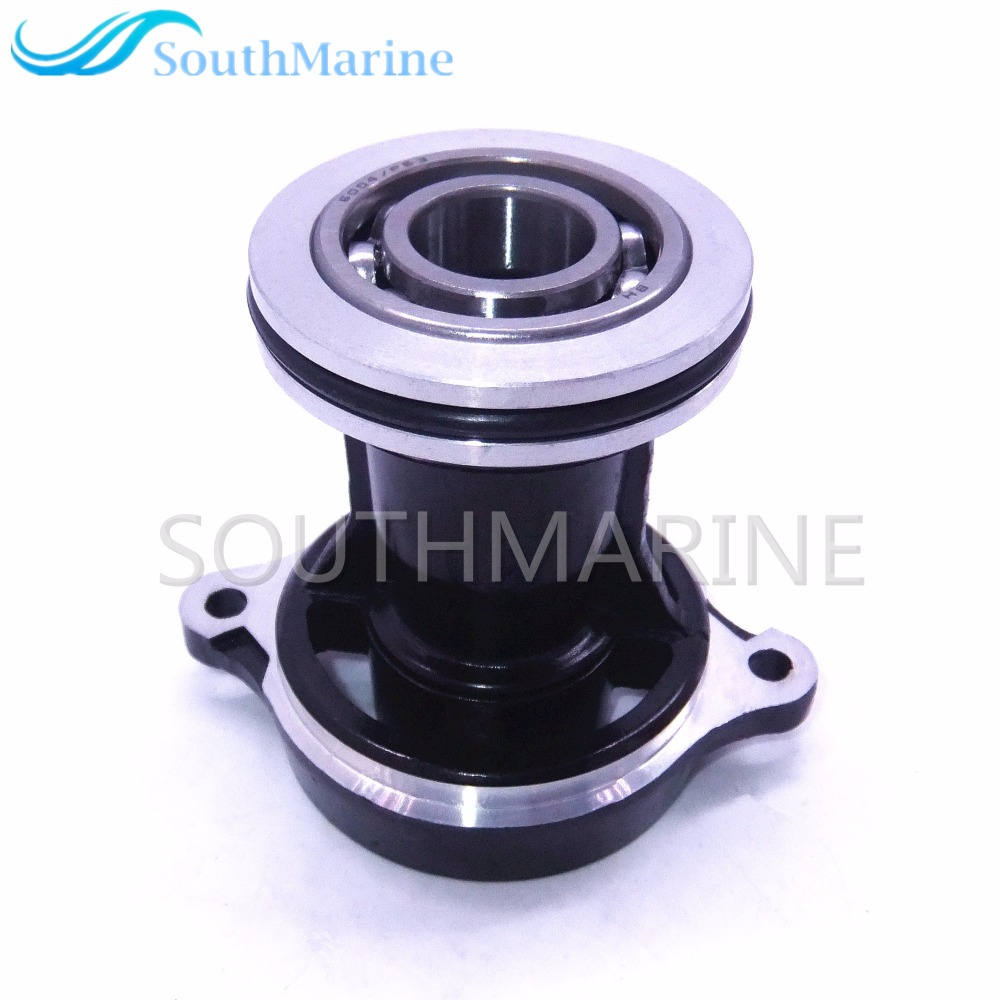 F8 04040000 Lower Casing Cap Cover with Bearing for Parsun HDX SEA PRO  Makara F9.8 F8 T9.8 T8 T6 Outboard Motor-in Boat Engine from Automobiles & Motorcycles
