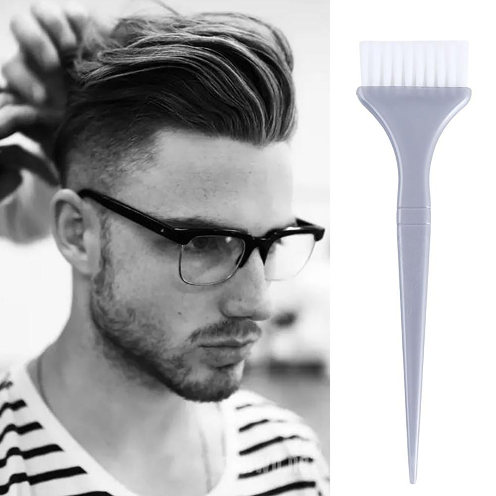 Plastic Hair Dyeing Coloring Brush Dye Paint  Tint Comb Salon Hairdressing Styling Tools