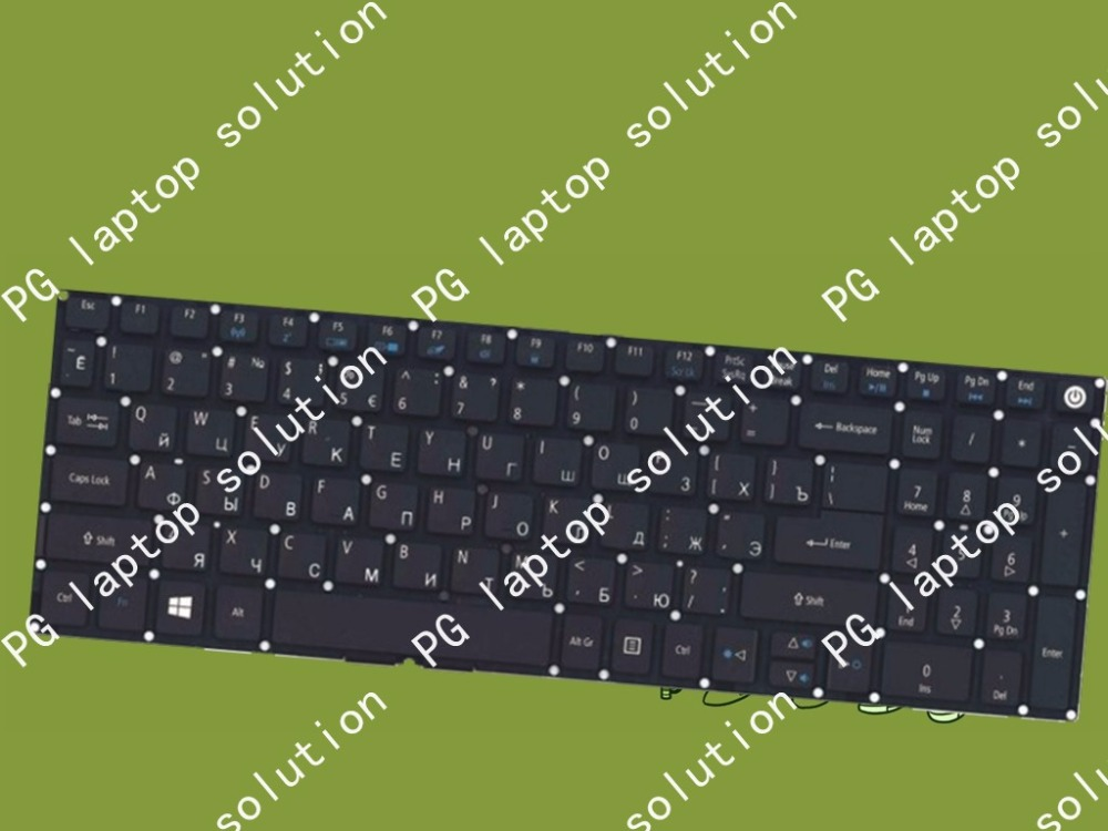 Russian Keyboard for ACER Aspire 5 A515 A515-41G A515-51 A515-51G A517 A517-51-5832 RU black keyboard a517 51g 56ll