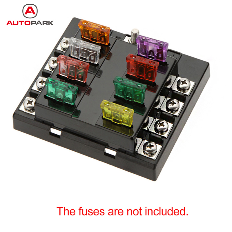 Aliexpress buy professional circuit car fuse box v dc