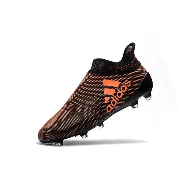 85f8e967b7ae Online Shop Adidas X 17+ PureSpeed FG Soccer Shoes S82434 40-44 ...