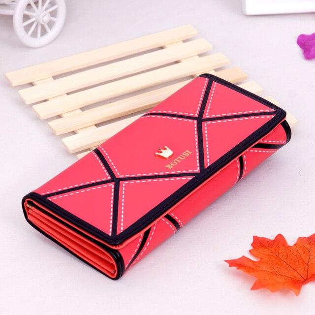 Elegantná dámska peňaženka Botusi – 6 farieb