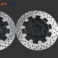 High Quality Motorcycle Front Brake Disc Roto For YAMAHA YZF600R 1994 1995 1996 1997 1998 1999