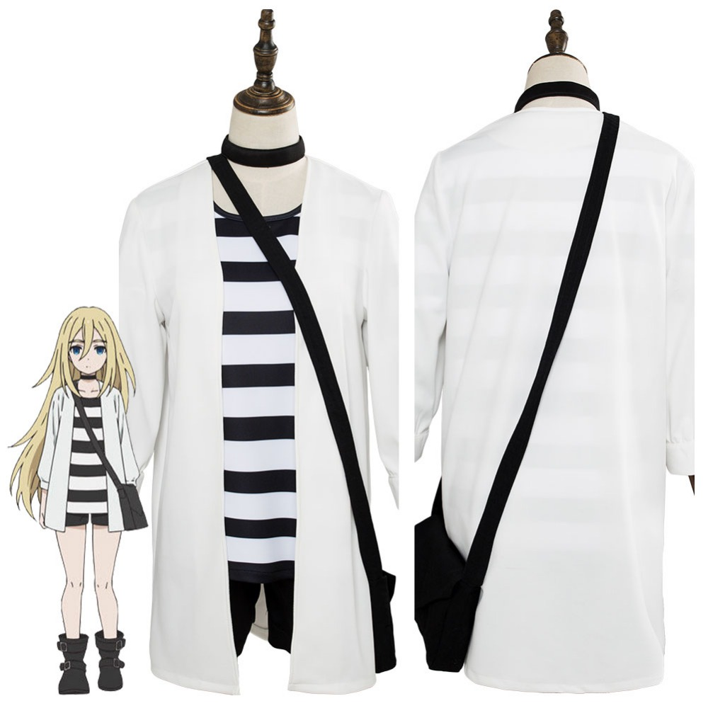 Anime Cosplay Costume Angels of Death Rachel Gardner Ray Cosplay Costume Women Girls Halloween Carnival Costumes Custom Made