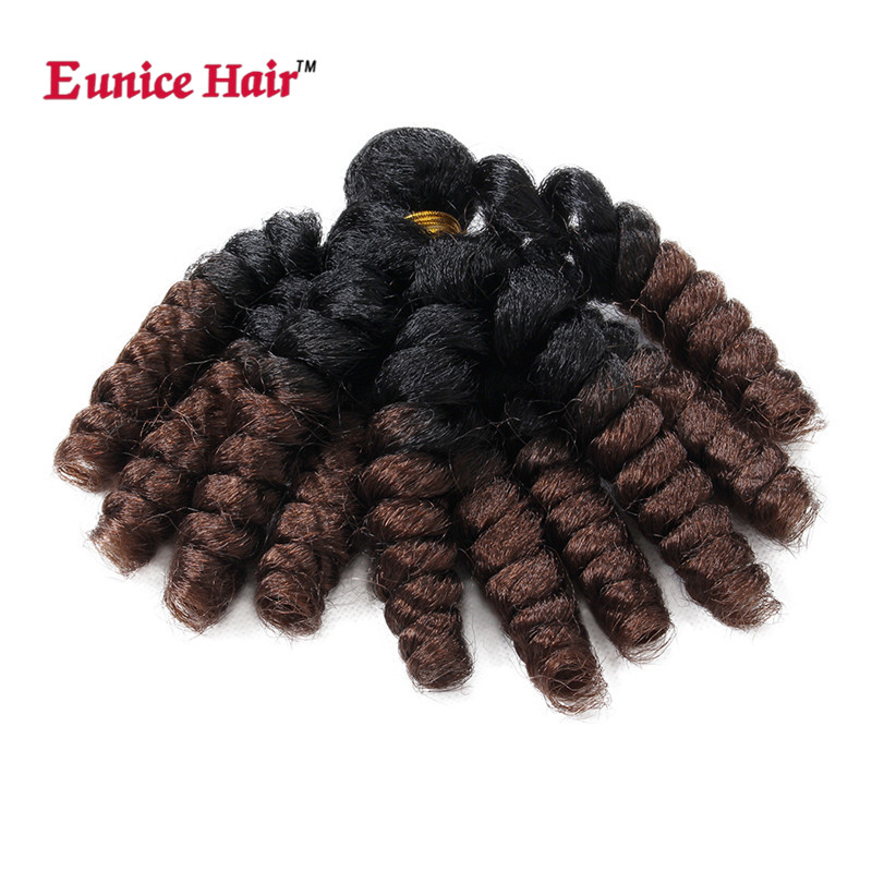 synthetic bouncy twist