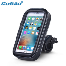 Cobao Universal Waterproof Bike Motorcycle Phone Holder Handlebar