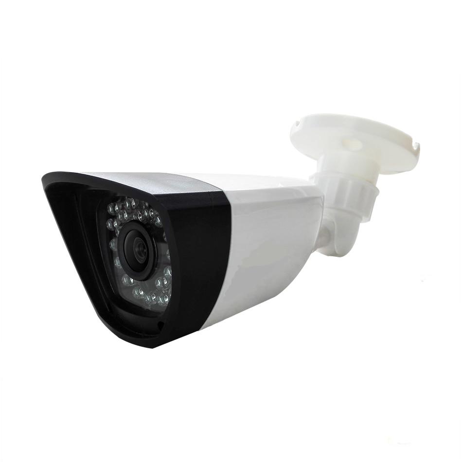 AHD CCTV security surveillance Camera with 1.0 Megapixels CMOS Sensor 6mm lens waterproof outdoor IR cut IR Night Vision 00111 deecam cmos 600tvl 3 6mm lens ir cut filter home security camera system night vision waterproof video surveillance outdoor