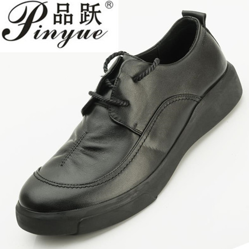 Men Shoes Genuine Leather Oxfords Plus Size 44 Slip On Luxury Formal Business Casual Leather Loafer Moccasins Shoes Men