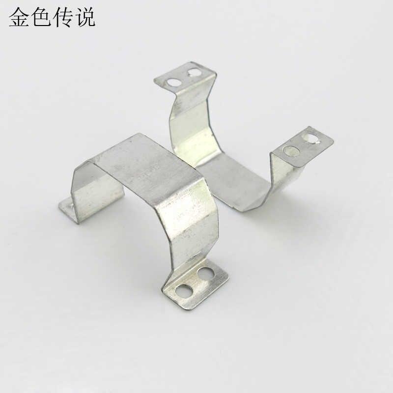 5 Pcs Metal Motor Mount Pemegang Model Frame Ilmiah Dasar Motor Peralatan Laboratorium RC Mainan Aksesoris 17188TW