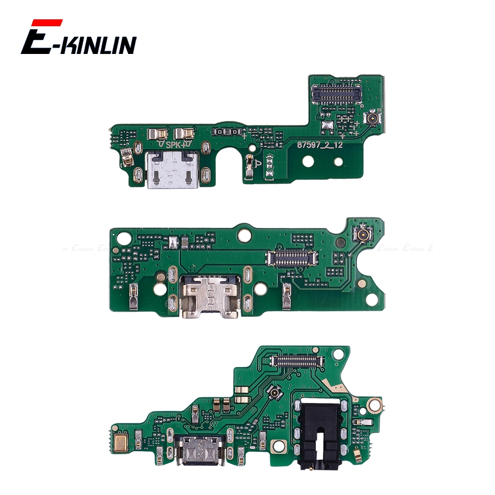 Charger USB Dock Charging Dock Port Board With Mic Microphone Flex Cable For HuaWei Honor Play 8A 7A 7C 7X 7S 6A 6C 6X 5C Pro