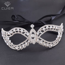 c47692d0a1 Rhinestone Crystal Masquerade Mask Promotion-Shop for Promotional ...