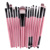 Maange professionelle pro 15 teile/sätze lidschatten foundation augenbrauen lip pinsel make-up pinsel comestic werkzeug make-up pinsel set