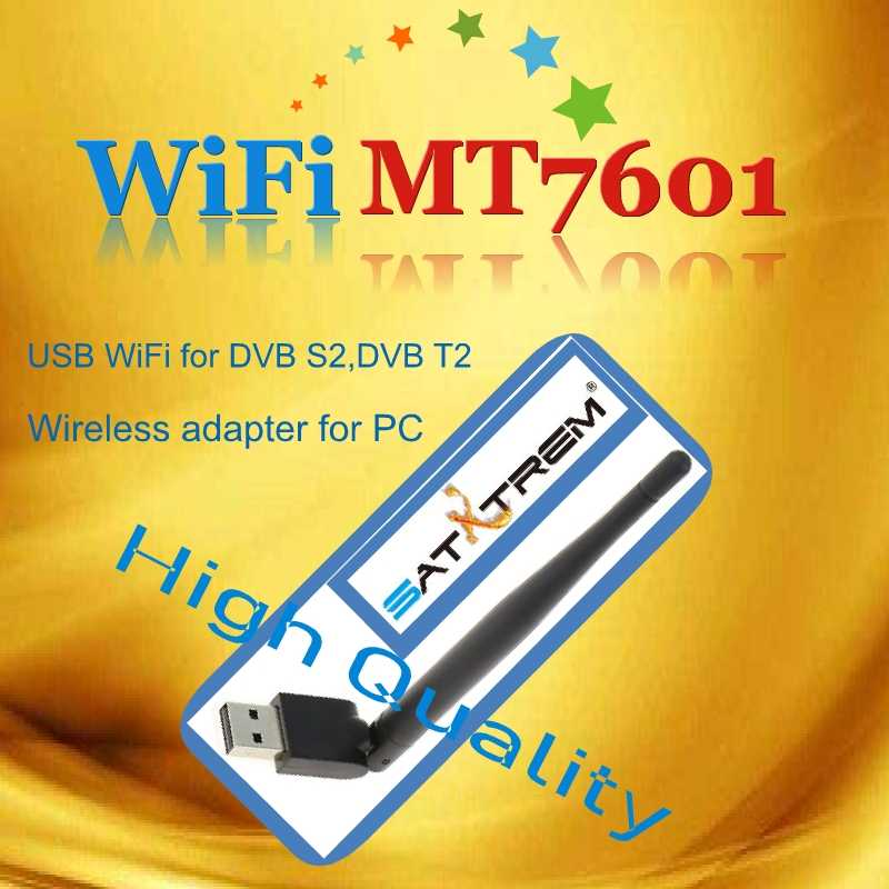 Stable wifi mt7601 dongle antenna wifi usb adapter Wi fi antena usb Wi-fi dvb s2 dvb t2 satellite Receiver wifi dvb-t2