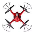Drone Cámara WIFI 2.4G 4CH Control Remoto Pantalla a Color Grande aviones 4D Gracioso HD 2MP Cámara Wifi FPV Drone RC Quadrocopter