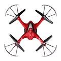 Zangão Câmera WI-FI 2.4G 4CH Tela Colorida Grande Controle Remoto aviões 4D Droll 2MP HD Câmera Zangão Wi-fi FPV RC Quadrocopter