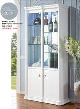 323 # мебель для гостиной белый дисплей витрина винный шкаф гостиная кабинета