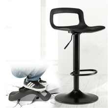 10%Bar chair lift home restaurant high stool beauty tattoo stool creative modern minimalist bar stool(China)