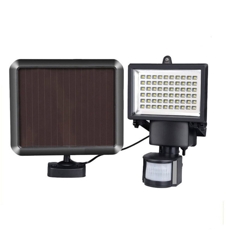 Светодиодный солнечный датчик света Интеллектуальная Индукционная лампа человеческого тела Лампа безопасности с солнечной панелью прочн
