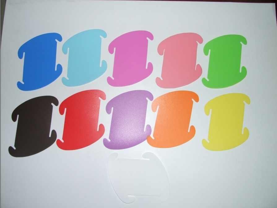 10 компл. 300 шт. 250 мм современные DIY элементы IQ головоломки ZE абажуром потолочный светодиодный подвесной светильник шар светильник освещения 110-240 В
