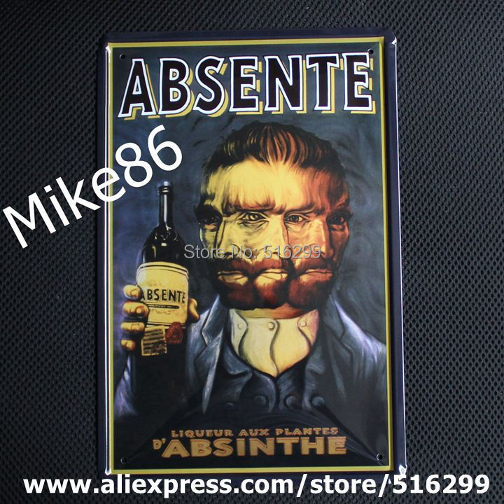 Mike86 ] Tin sign Art  wall decoration House Cafe Bar Vintage Metal signs A-333 Mix order 20*30 CM Free Shipping