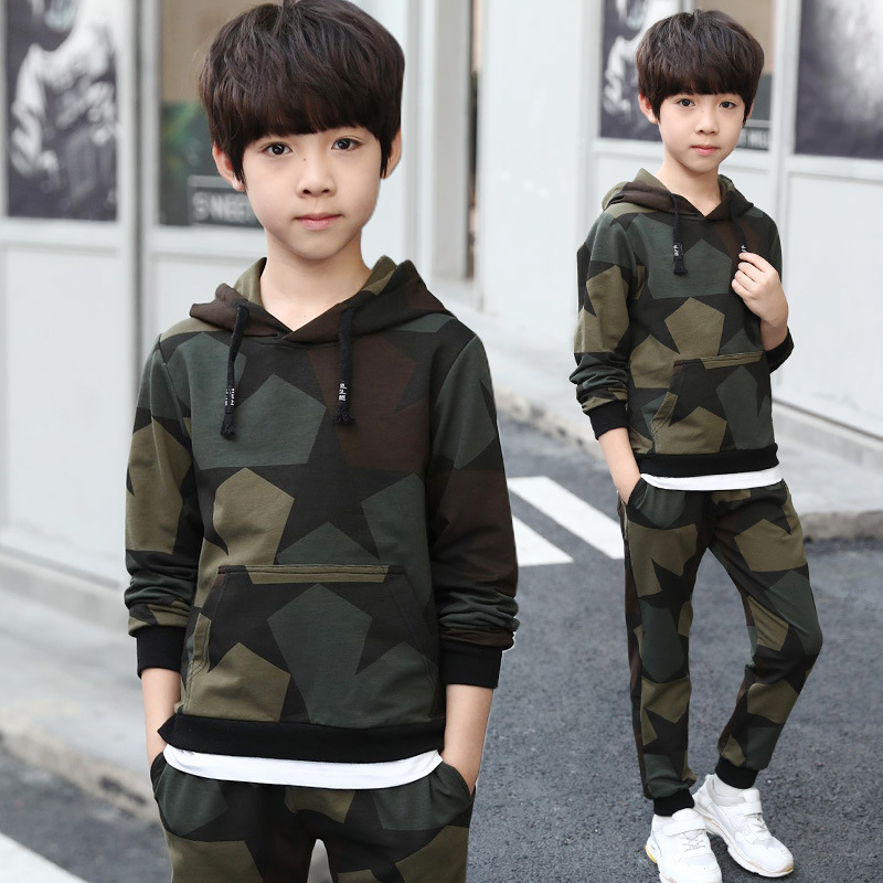 Boys Clothing Sets Kids Clothes Children Clothing Boys Clothes Suits Costume For Kids Sport Suit Sports Suit For Boy 2019 Spring