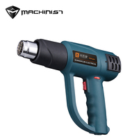 2000W High Power Automotive Heat Gun Welding Torch Handheld Auto Car Maintain Tools Thermostatic Adjustable Hot