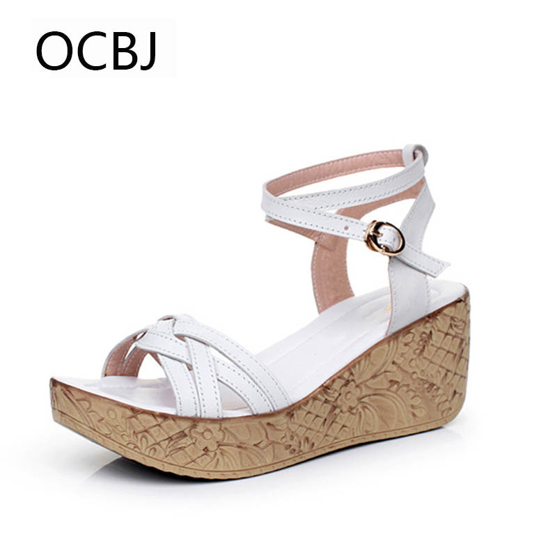Plus size 41 women sandals 2017 summer new open toe fish for Fish head shoes