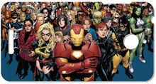 Retail Superheroes Phone Cover For HTC one X M7 M8 M9 For Samsung Galaxy E5 E7