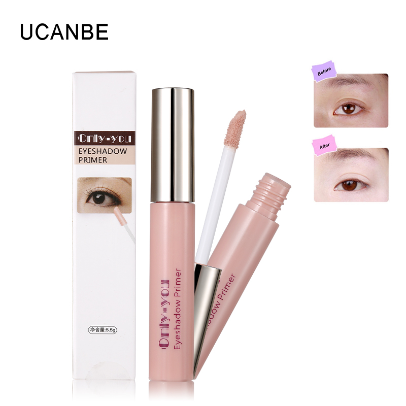 Brand Makeup Eyeshadow Primer Dark-Cricle Remover Isolation Liquid Concealer Cream Antic-Crease Cosmetic Eye Base Makeup Primer image