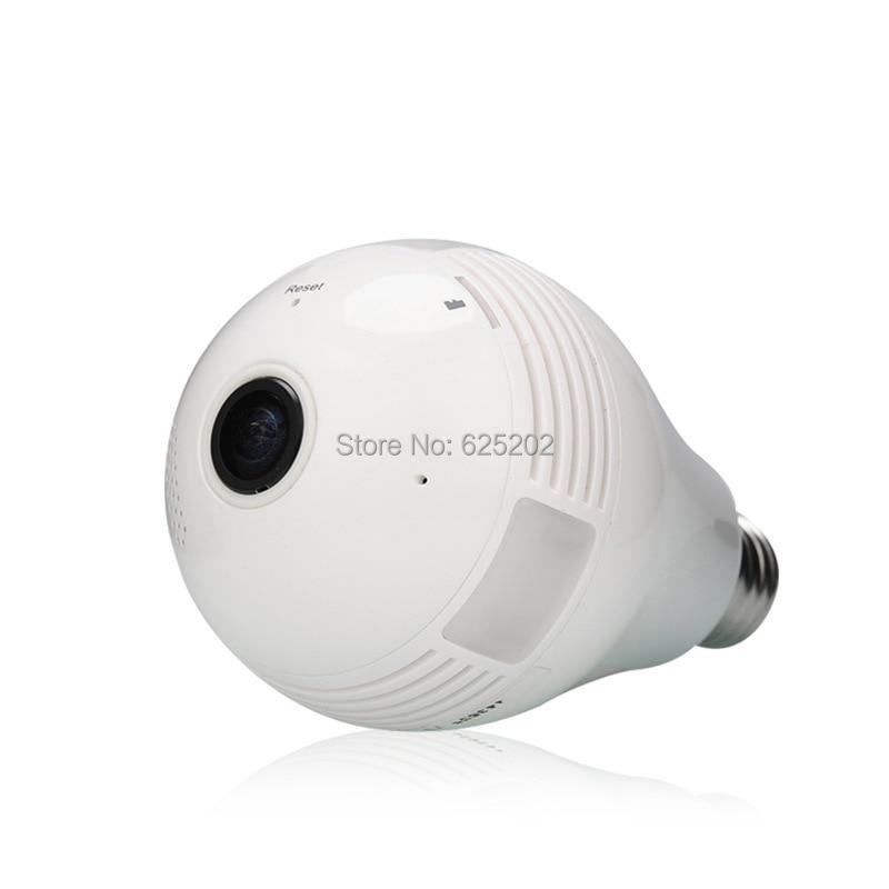 Camera Wifi Fisheye Lens