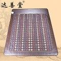 Personalizado fibra de carbono de bambu Jade colchão turmalina Jade colchão Jade almofada elétrico aquecido 1.2 X 1.9 M