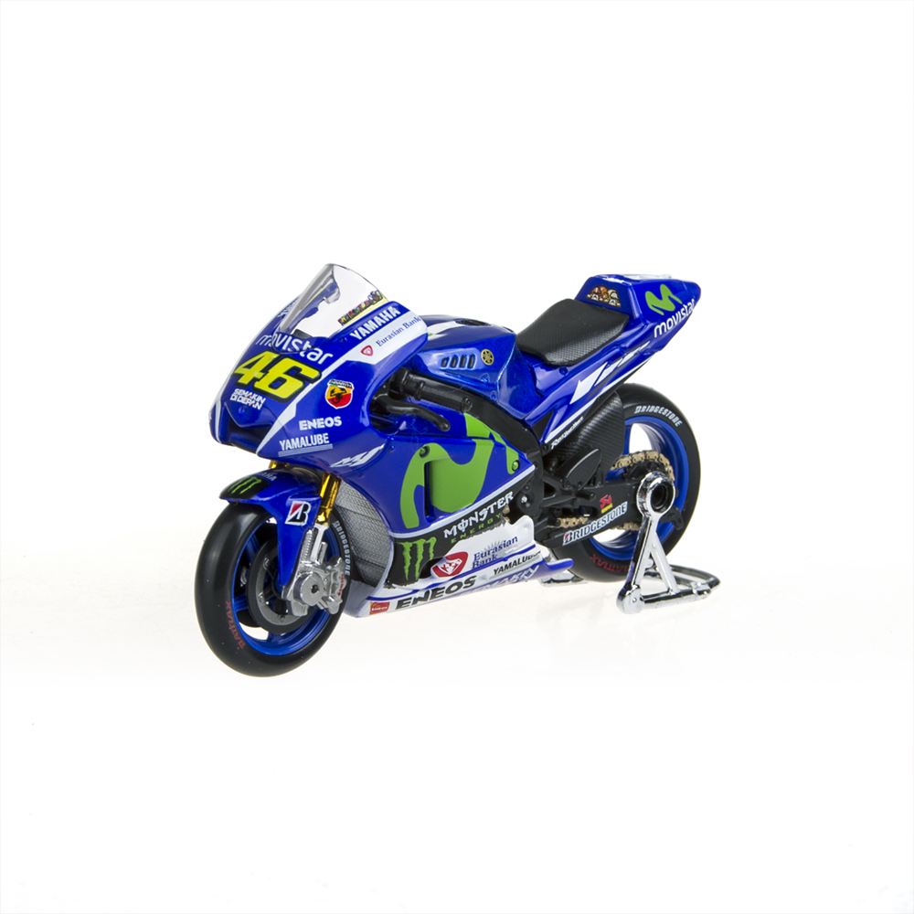 Motorcycle Models MOTO GP YZF-M1 46# 99# 1:18 scale Alloy motorcycle racing model motorcycle model Toys Kids Gift Model Toys