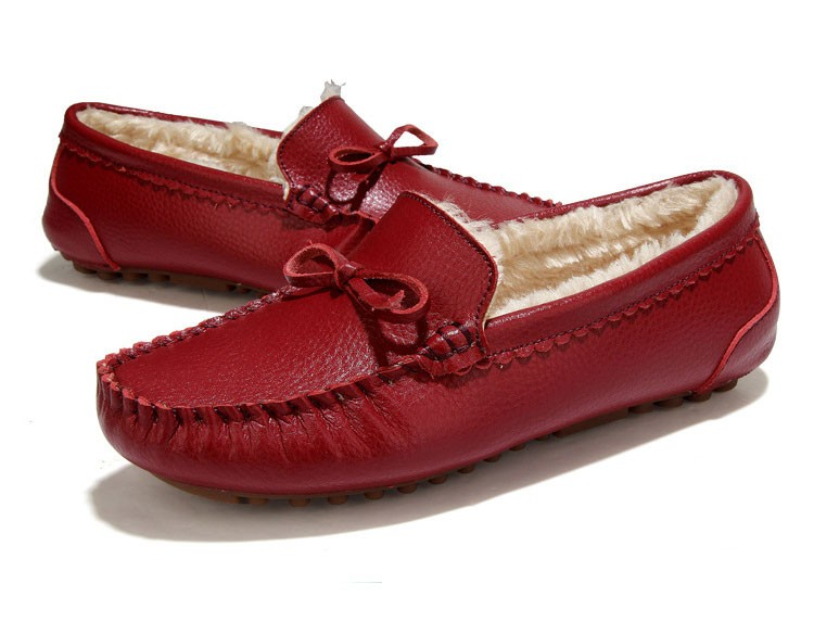 AH 5710  (5) women winter loafers