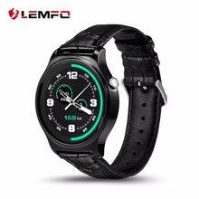 GW01 Reloj Inteligente 1.30 pulgadas TFT IPS Pantalla Completa MTK2502 Smartwatch Bluetooth Monitor de Ritmo Cardíaco Reloj