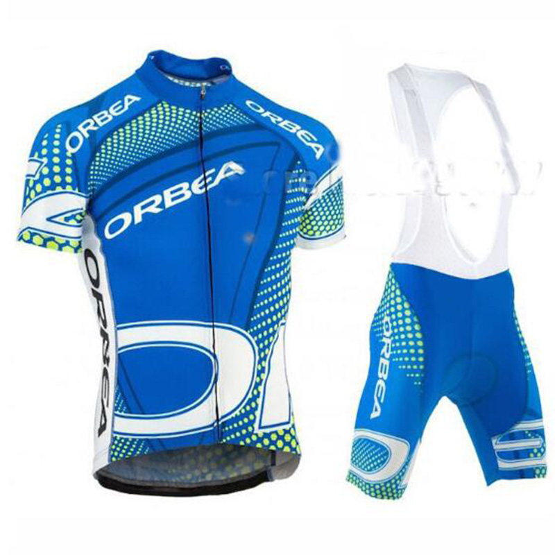 2017 Brand Orbea Pro Team cycling clothing short sleeve maillot Sets Cycling jersey bicycle ropa ciclismo hombre mtb bike sport 2017pro team lotto soudal 7pcs full set cycling jersey short sleeve quickdry bike clothing mtb ropa ciclismo bicycle maillot gel