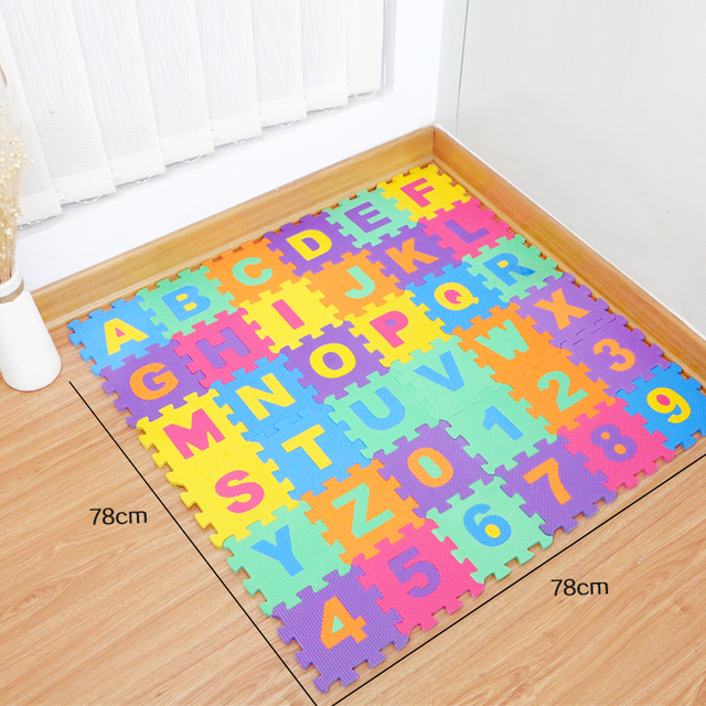 alphabet latest and puzzle play numbers tiles mats deals foam mat groupon gg