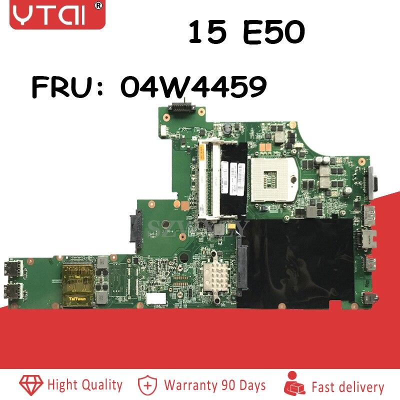 FOR Lenovo IBM Edge 15 E50 Laptop Motherboard FRU 04W4459 DAGC6AMB8H0 S989 HM55 MB 100% Tested Fast ShipFOR Lenovo IBM Edge 15 E50 Laptop Motherboard FRU 04W4459 DAGC6AMB8H0 S989 HM55 MB 100% Tested Fast Ship