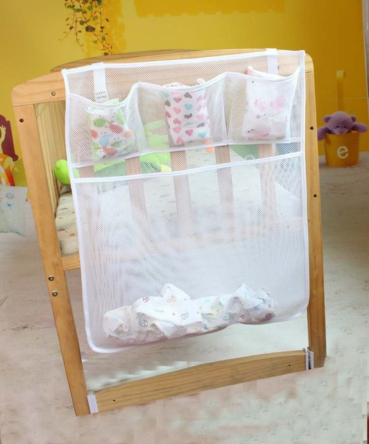 Large Baby Bed Hanging Storage