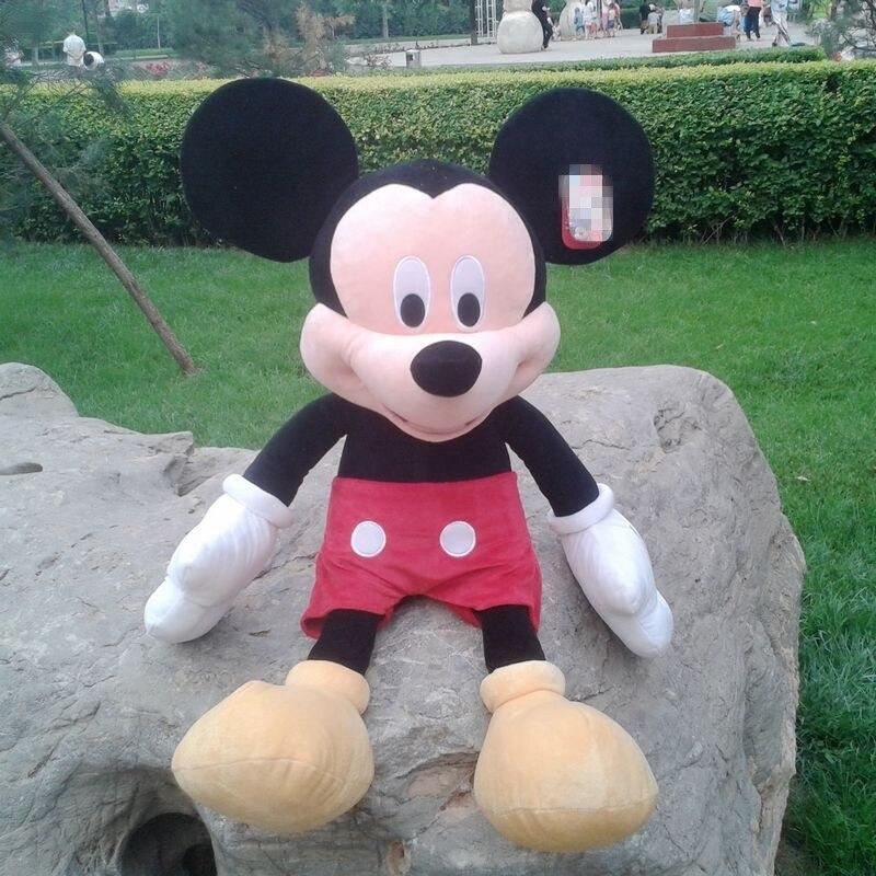 80 cm grand cadeau d'anniversaire Original pour enfants en peluche Mickey Mouse