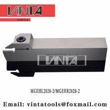 Бесплатная доставка MGEHL2020-1.5 MGEHR2020-1.5 MGEHR2020-2 MGEHL2020-2 CNC токарный станок для отрезки и держатель инструмента для канавок бар отрезать инструменты